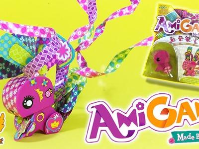 Conejo AMIGAMI mascotas * Juegos y juguetes de MANUALIDADES para niños