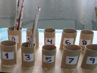 ¿Como enseñar a los niños a sumar?