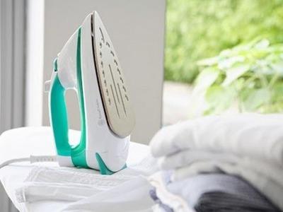 Cómo planchar un pantalón.
