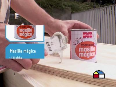 ¿Cómo hacer un mueble de cocina exterior?