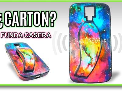 Cómo hacer una funda amplificadora para el celular con ¿Cartón? | Pablo Inventos
