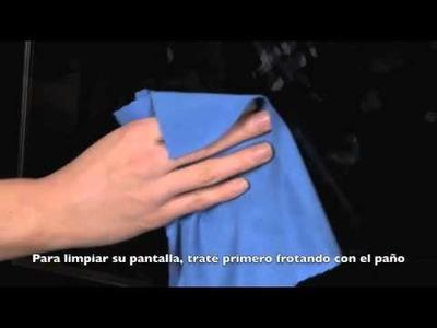 Cómo limpiar su TV LED de Samsung