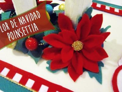 Flor de Navidad: Ideas Decorar tu mesa en Navidad
