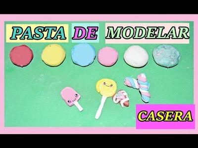 MANUALIDADES fáciles para HACER en CASA: PASTA de MODELAR figuras - BeagleArts ♥