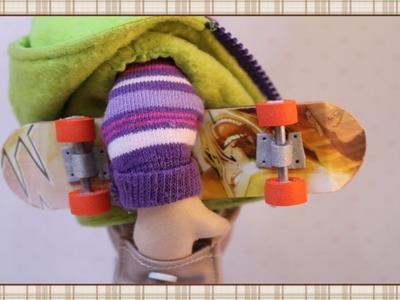 Tutorial: Skate muñeco Pepito