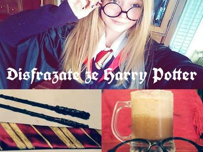Disfraz de Harry Potter ( varita mágica, cerveza de mantequilla. ) ♦♦ Ana Weasley