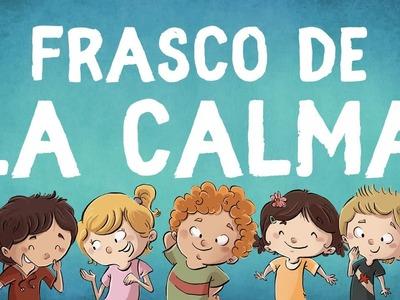 FRASCO de la CALMA de María Montessori para niños
