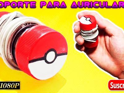 Tutorial: Soporte para Auriculares. Pokemon GO