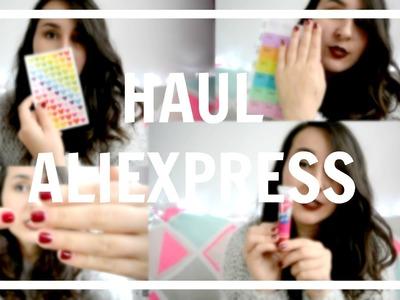 SUPER HAUL ALIEXPRESS 1 (PAPELERIA, BELLEZA, RANDOM. ) | Chicasinsentido DIY