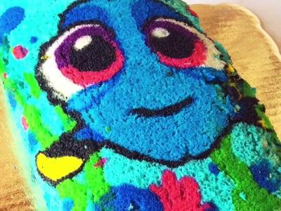 Dory BEBE ! Roll Cake. Tania Cervantes