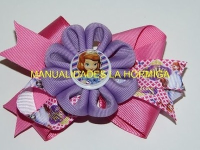 Flor liston facil y  elegantes para  lazos,video 533,Easy Make Magic Flower Ribbons, DIY, Tutorial
