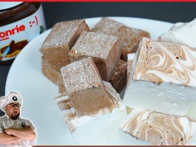 Marshmallows de Nutella caseros - Receta