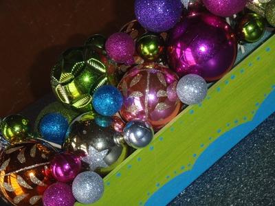Recicla tus viejas esferas