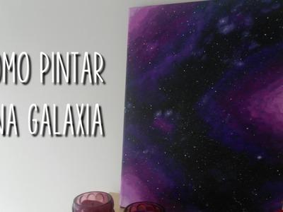 Cómo pintar una galaxia | DoitMery
