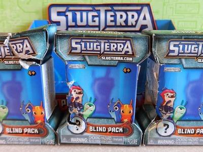 SlugTerra Surprise Blind Pack Toys Sorpresa Unboxing