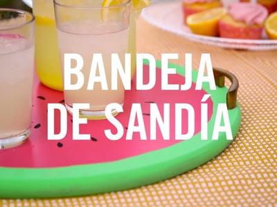 Bandeja de sandía | Disney Babble