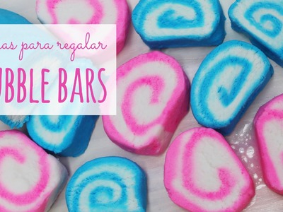 Ideas para regalar: Bubble bars