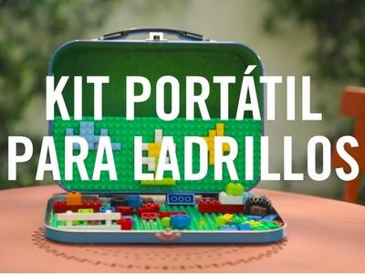 Kit portátil para ladrillos | Disney Babble