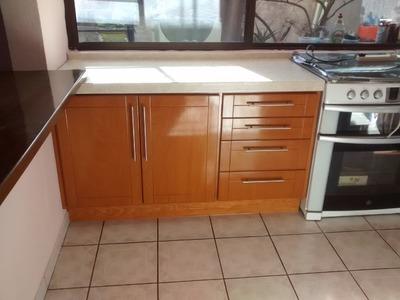 Mueble de cocina parte 5