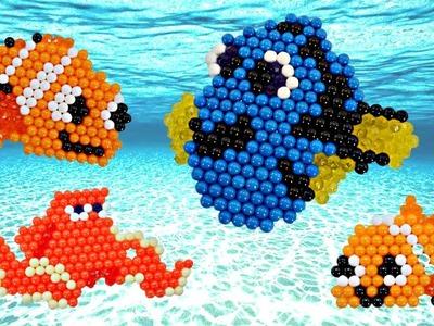 Disney Pixar BUSCANDO A DORY Aquabeads