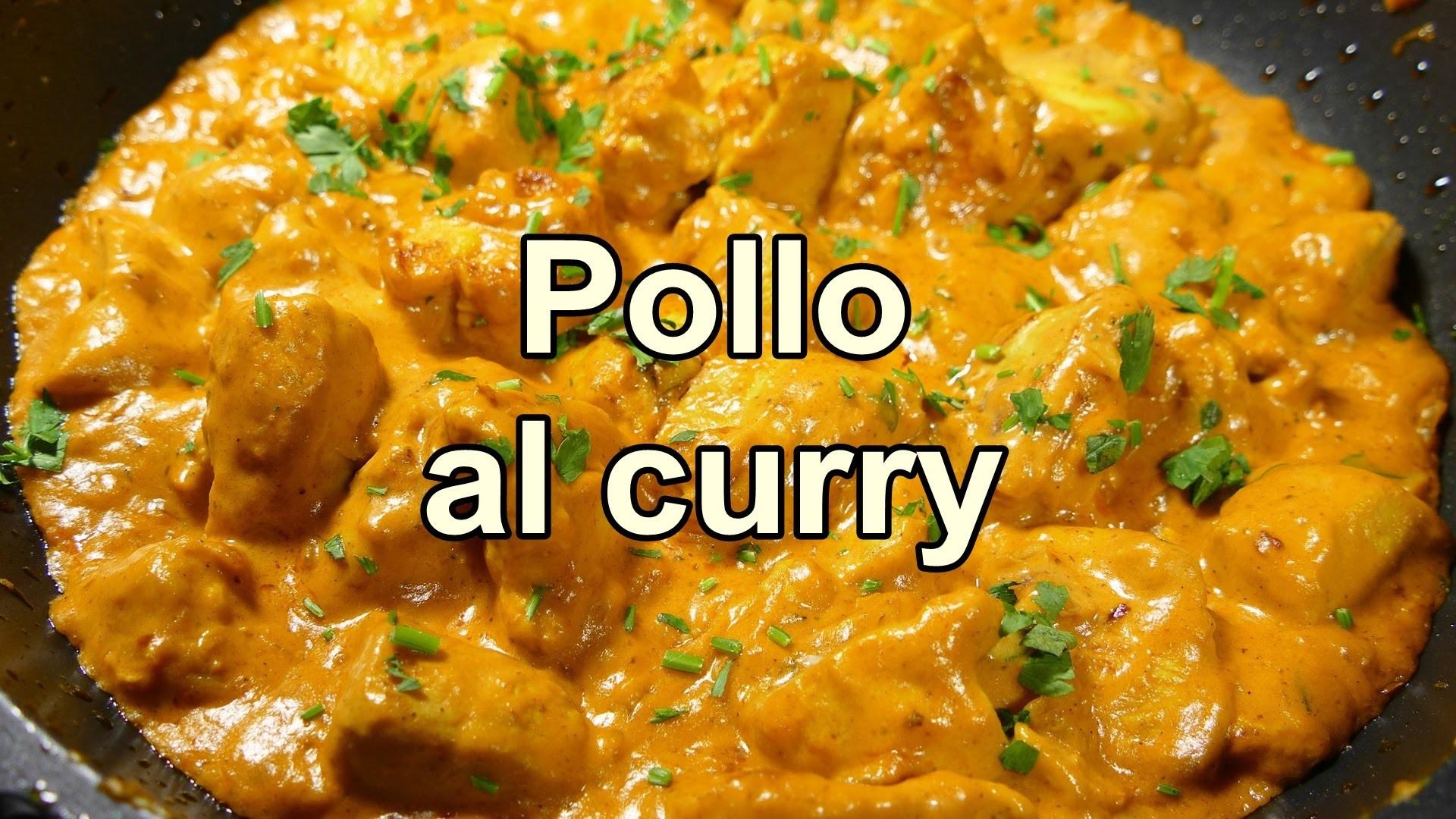 Pollo Al Curry Facil Recetas De Cocina Faciles Rapidas Y