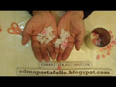 Tutorial: Bonsai Sakura- Reciclando Botellas de plastico  01
