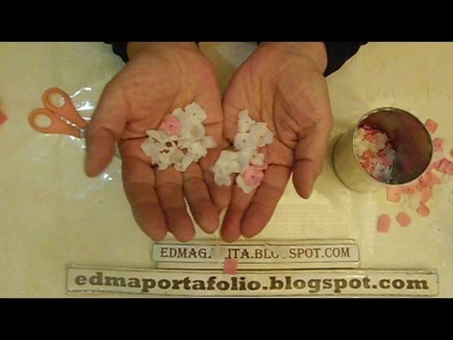 Tutorial: Bonsai Sakura- Reciclando Botellas de plastico  01
