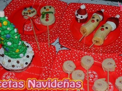 ♥ Tutorial: Recetas super fáciles de Navidad ♥