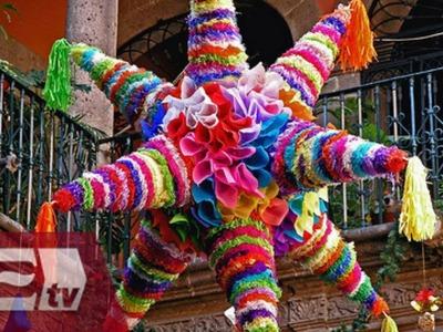 Conmovedora historia detrás de las piñatas. Excélsior informa