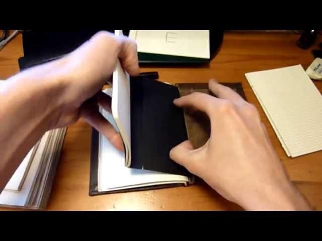 Cubiertas de piel hechas a mano para cuadernos. Handmade leather cover for journal