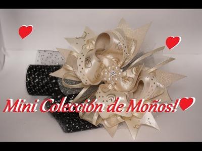 Mini Colección de Moños y Algo Mas!