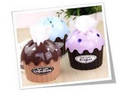 Como colocar el papel de baño en los Cupcakes de Aliexpress, Ebay.