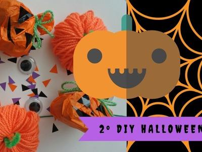 Como hacer adornos para Halloween