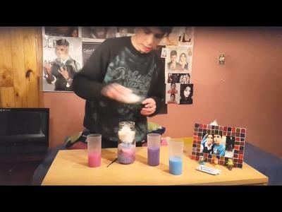 Como hacer una galaxia en un frasco - Gonzalo soloa
