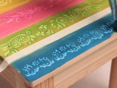 Como utilizar barnices al agua de colores Eq Arte?