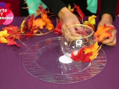 Día de Acción de Gracias: Decoración para tu mesa – Hazlo tú mismo – PrincesasdelRey