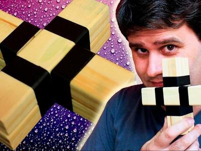El juego de la Cruz inseparable │ Juego de ingenio