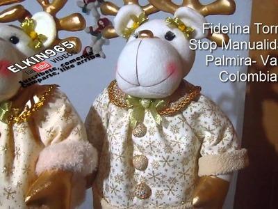 Los muñecos mas hermosos de Navidad 2014