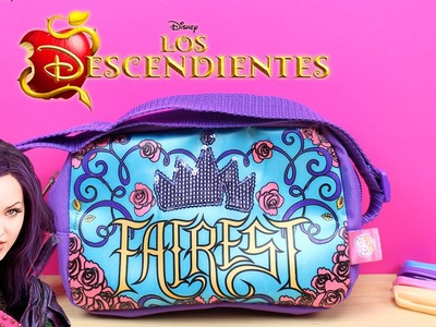 Bolso de Los Descendientes para decorar | Juguetes de Los Descendientes en español