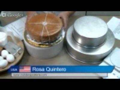 Medidas y Porciones de Tortas - Incluye como calcular el precio