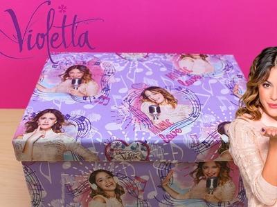 Caja Sorpresa de Violetta Disney | Juguetes de Violetta en español | Violetta unboxing