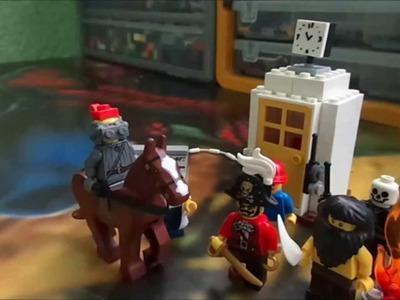 Como hacer una maquina del tiempo Lego (Mr :P)