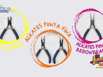 Disney Channel España | Soy Luna DIY: Fashion & Beauty - Pendientes únicos