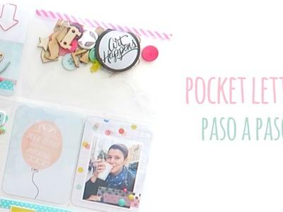 Pocket Letter -  TUTORIAL Paso a paso