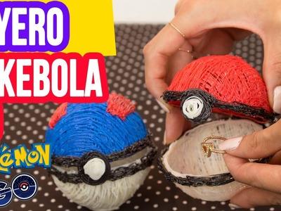 ¿Cómo hacer una Pokebola? | Pokebola Joyero | ¡Con pluma 3d! | Catwalk