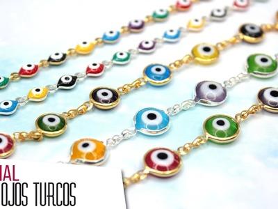Especial Ojos Turcos | VARIEDADES CAROL