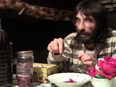 Increibles aceites y aromas con rosas y otras flores. makapeta.