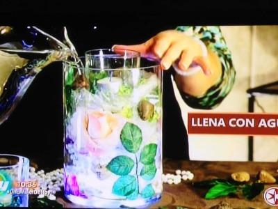 Creando ando Manualidades Patty Ruvalcaba, Andrea Legarreta, Lorena Herrera Programa Hoy TV
