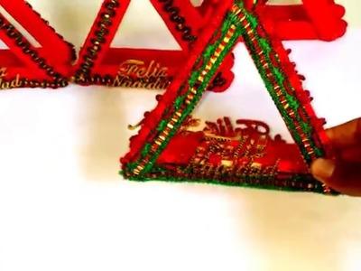 Adorno navideño, Portaservilletas