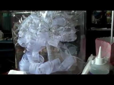 Como hacer un ramo de novia sencillo